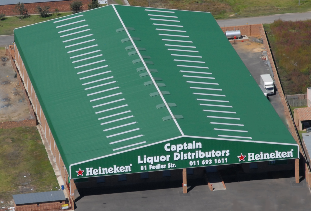 Captain Liquor Distributors was established in 2007. The Distribution boasts a size of 5000m² and staff number of +/-100 people.  Our aim is to offer our clients the opportunity to purchase all their beverage requirements from one supplier at a very competitive price. What makes our business attractive is the one invoice one payment concept, whereby all your requirements are delivered speedily and administration is minimized giving our clients more time to concentrate on their businesses.