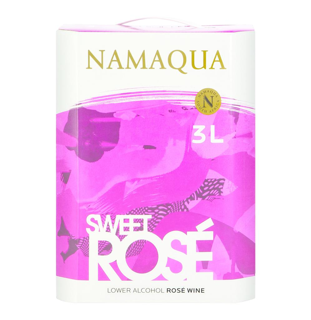 NAMAQUA NATURAL SWEET ROSE 3LT