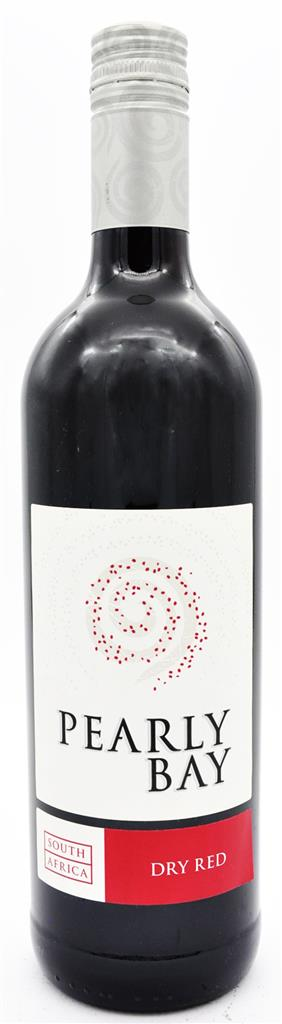 PEARLY BAY DRY RED 750ML