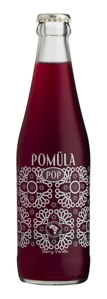 POMULA BERRY VANILLA POP SPARKLING WINE 330ML