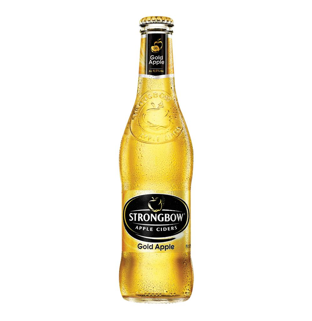 STRONGBOW CIDER GOLD 330ML NRB