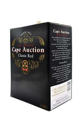 CAPE AUCTION RED 5LT