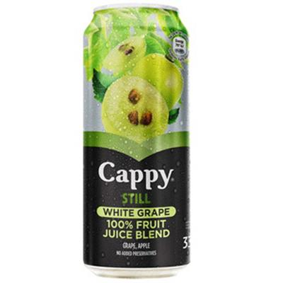 CAPPY WHITE GRAPE 330ML