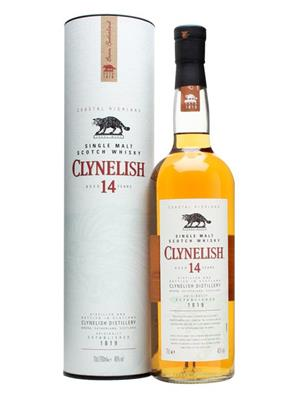 CLYNELISH 14YO WHISKY 750ML-328