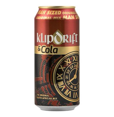 KLIPPIES & COLA CANS 440ML
