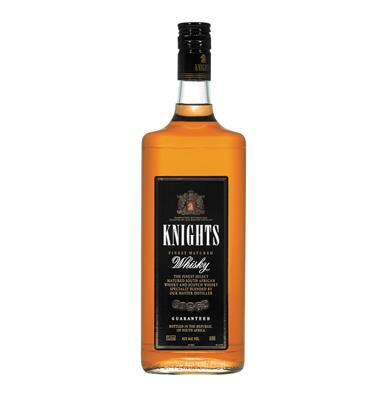 KNIGHTS WHISKY 750ML