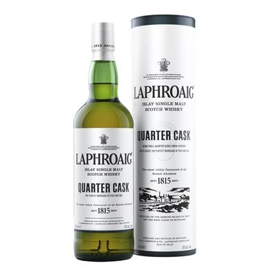 LAPHROAIG 10YO WHISKY 750ML GIFT-328