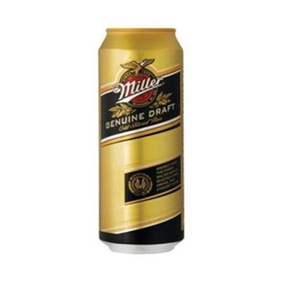 MILLER GENUINE DRAFT CAN 440ML