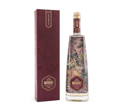 MIRARI CELEBRATION LIMITED EDITION GIN 750ML