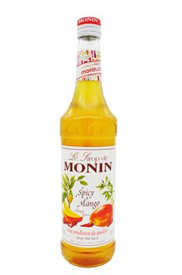 MONIN SPICY MANGO 700ML