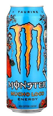 MONSTER MUCHO LOCO MANGO ENERGY 500ML