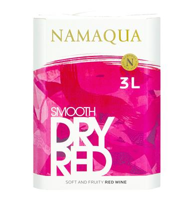 NAMAQUA DRY RED 3LT