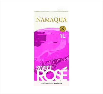 NAMAQUA NATURAL SWEET ROSE LT
