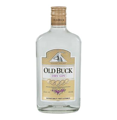 OLD BUCK. GIN 375ML