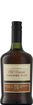 ORANJERIVIER FF OLD BROWN SHERRY 750ML