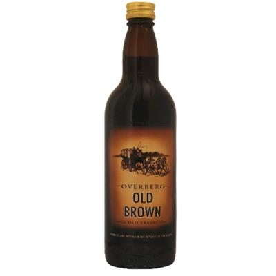 OVERBERG OLD BROWN 750ML