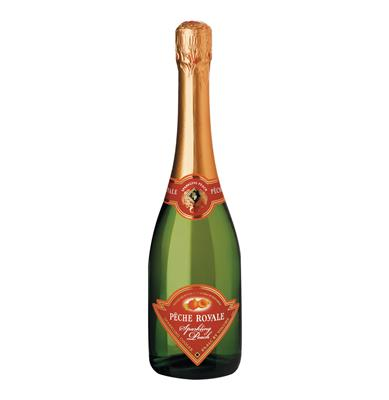 PEACHE ROYALE SPARKLING WINE 750ML