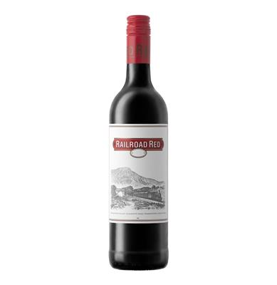 RAILROAD RED SHIRAZ CABERNET 750ML