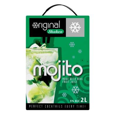 ORIGINAL ICED MOJITO 2LT COCKTAIL-DL