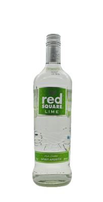 RED SQUARE. LIME VODKA 750ML