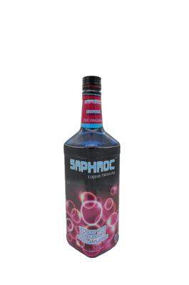 SAPHROC BUBBLE GUM TEQUILA 750ML