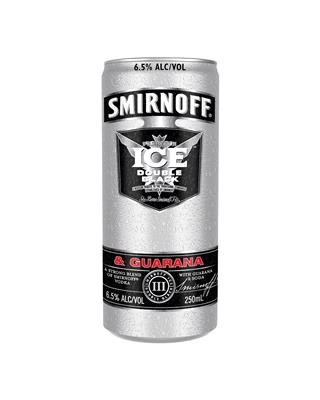 SMIRNOFF DB GUARANA 250ML
