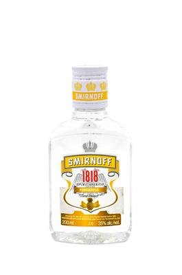 SMIRNOFF 1818 VODKA PINEAPPLE 200ML-328
