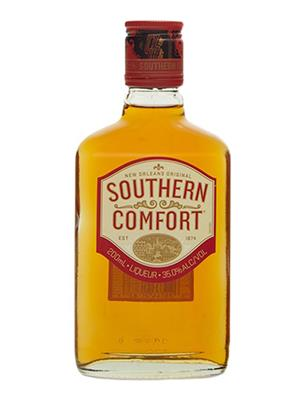 SOUTHERN COMFORT LIQUEUR WHISKY 200ML