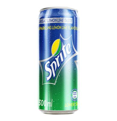 SPRITE 300ML CANS