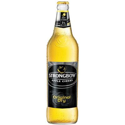 STRONGBOW CIDER DRY 660MLX12 RB