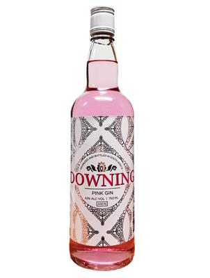 DOWNING PINK GIN 750ML
