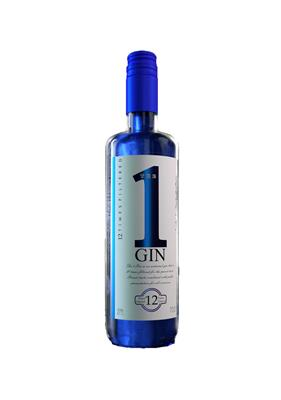 THE 1 GIN BLUE 750ML