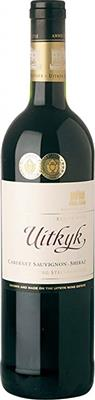 UITKYK CAB/SHIRAZ 750ML - DISCONT