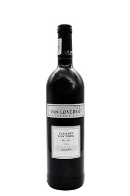 VAN LOVEREN WOLVERINE CABERNET SAUVIGNON  750ML-DISCONTONUED
