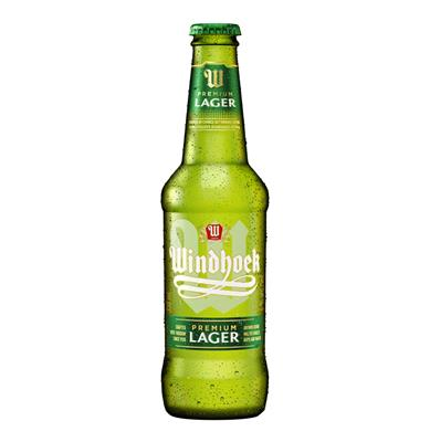 WINDHOEK LAGER NRB 340ML