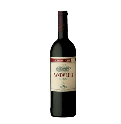 ZANDVLIET ESTATE SHIRAZ 750ML